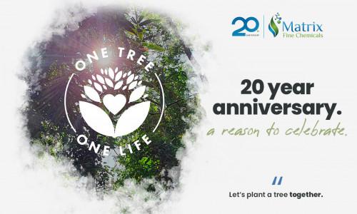 20 years company anniversary - a reason to celebrate